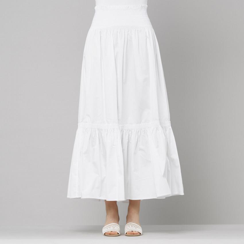 Poplin Conv Skirt