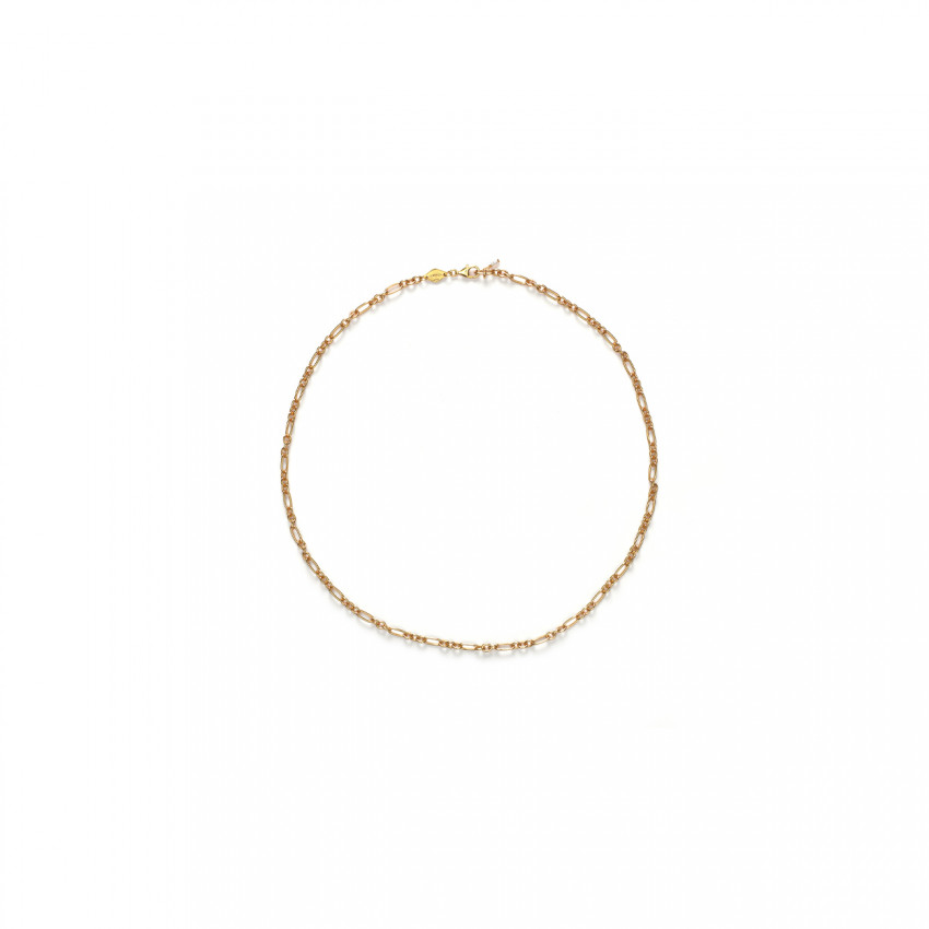 Lynx Necklace Gold