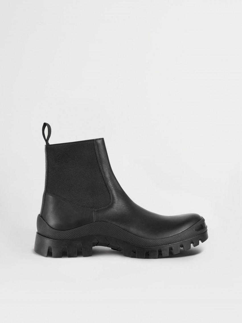 Catania Chunky Boots