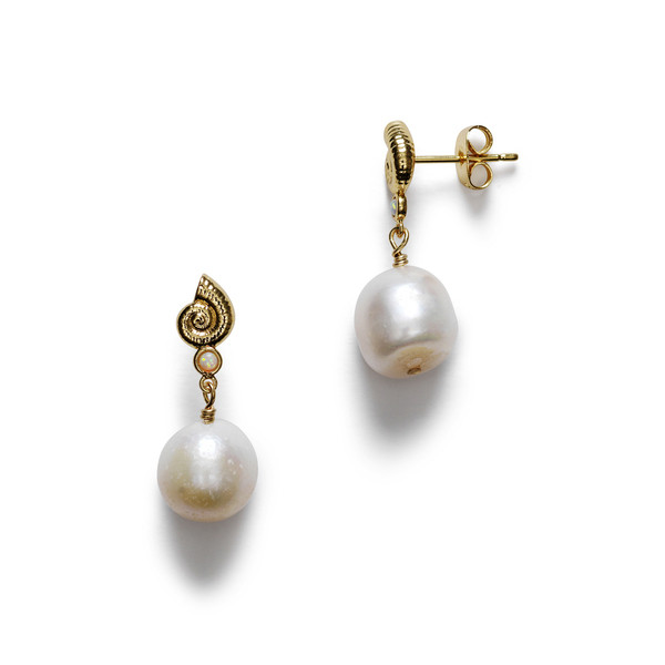 Spirale d´Or Earrings