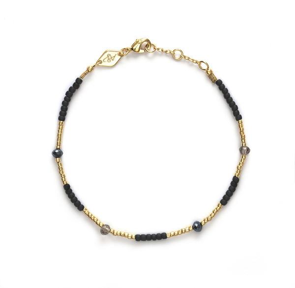 Clemence Bracelet Black