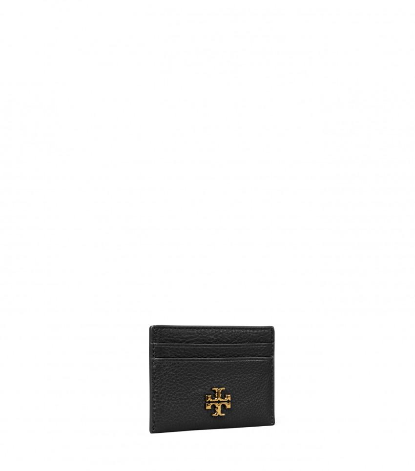 Kira Peppled Cardcase Black