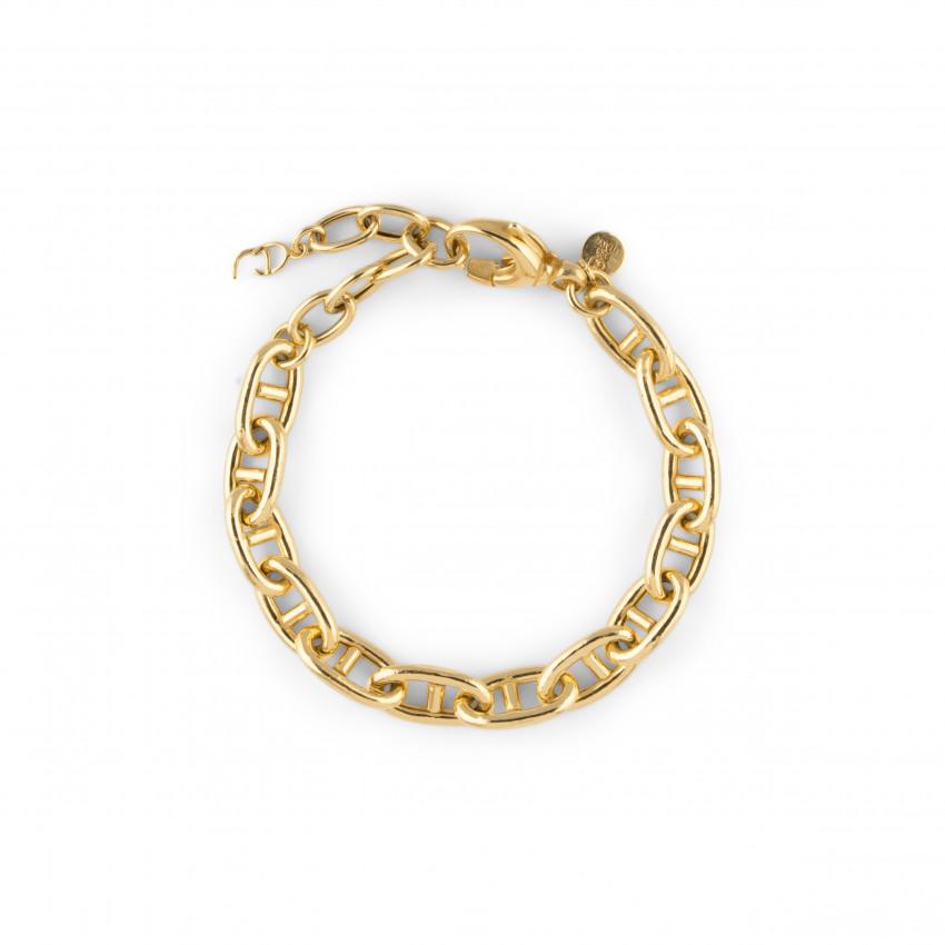 Victory Chain Bracelet Gold