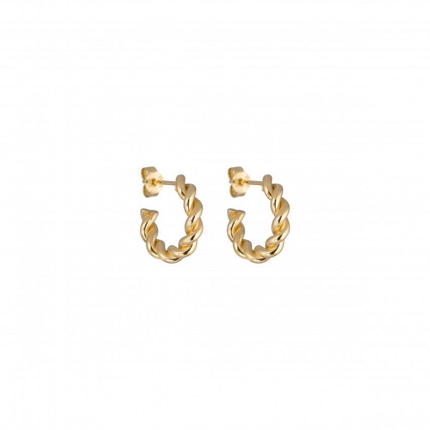 Victory Small Twin Ear Gold